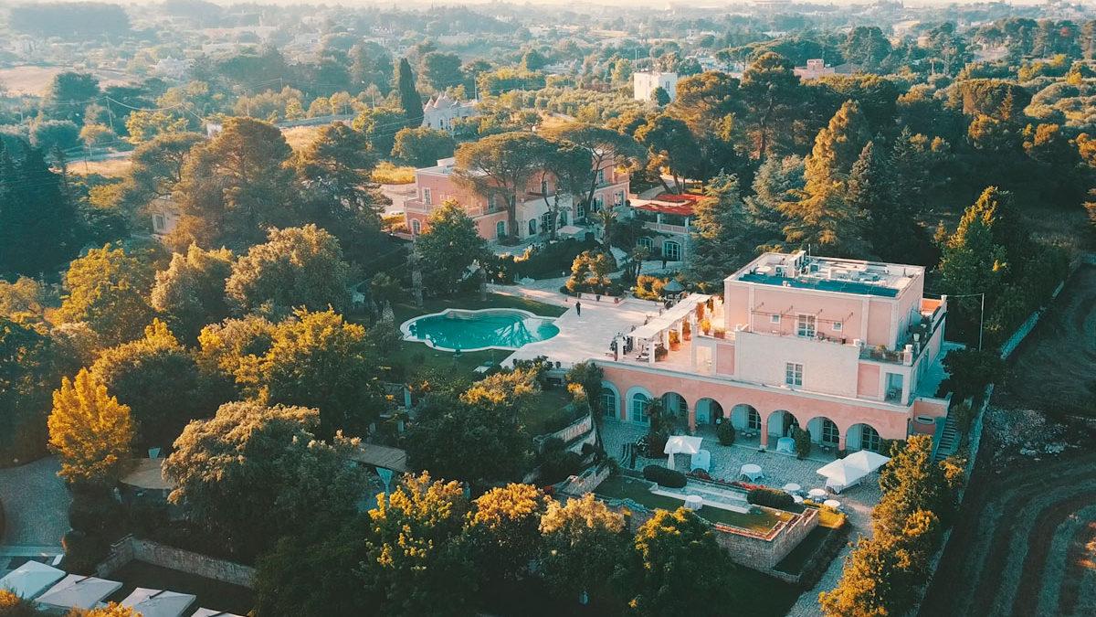 ospitalità in Puglia